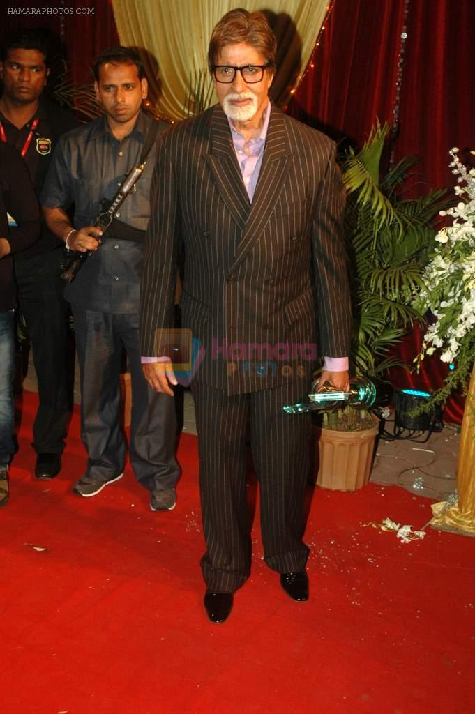 Amitabh Bachchan at ITA Awards on 25th Sept 2011