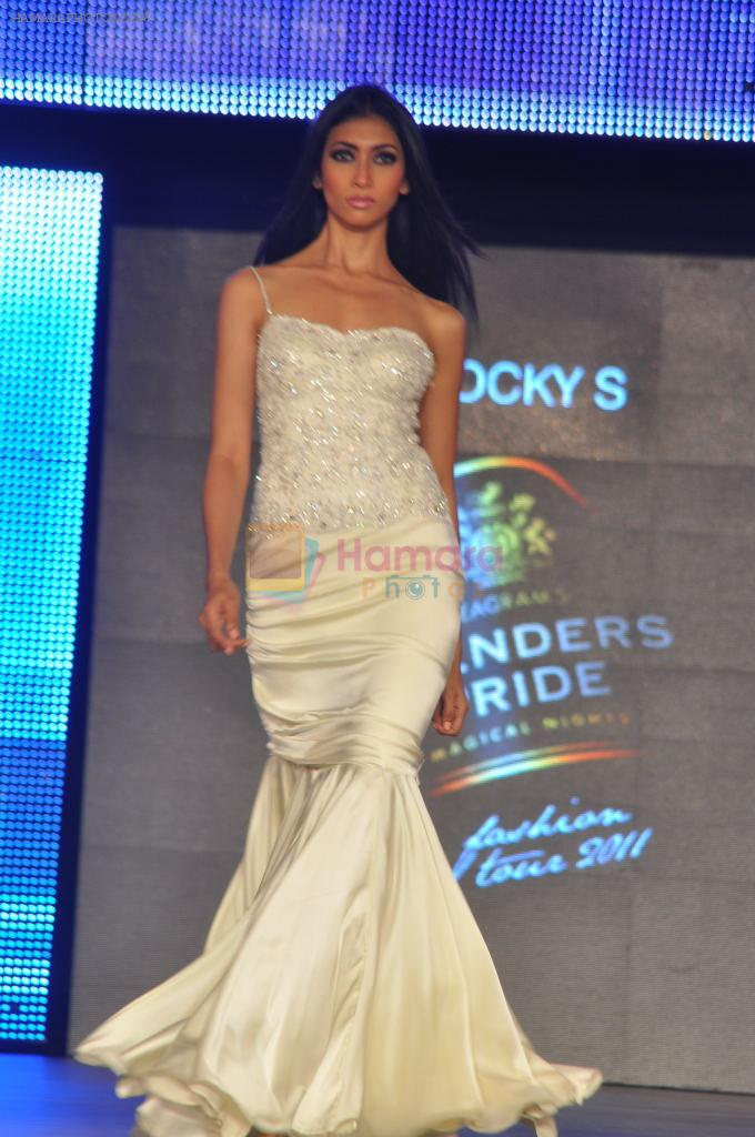 at Blenders Pride Fashion Tour 2011 Day 2 on 24th Sept 2011