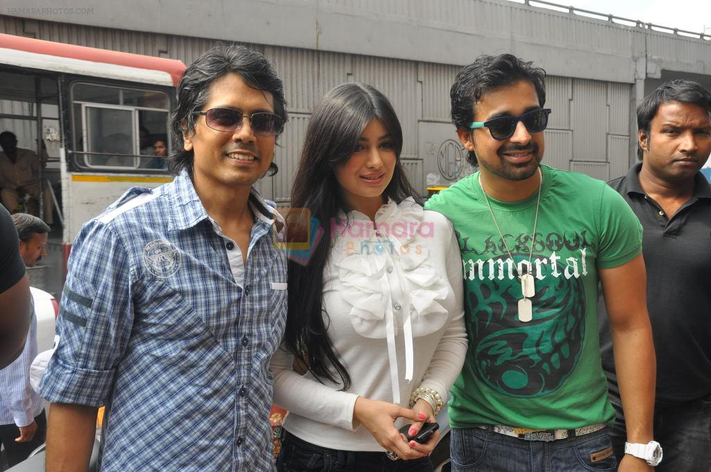 Ayesha Takia Launches Blacksoul Showroom on 24th September 2011
