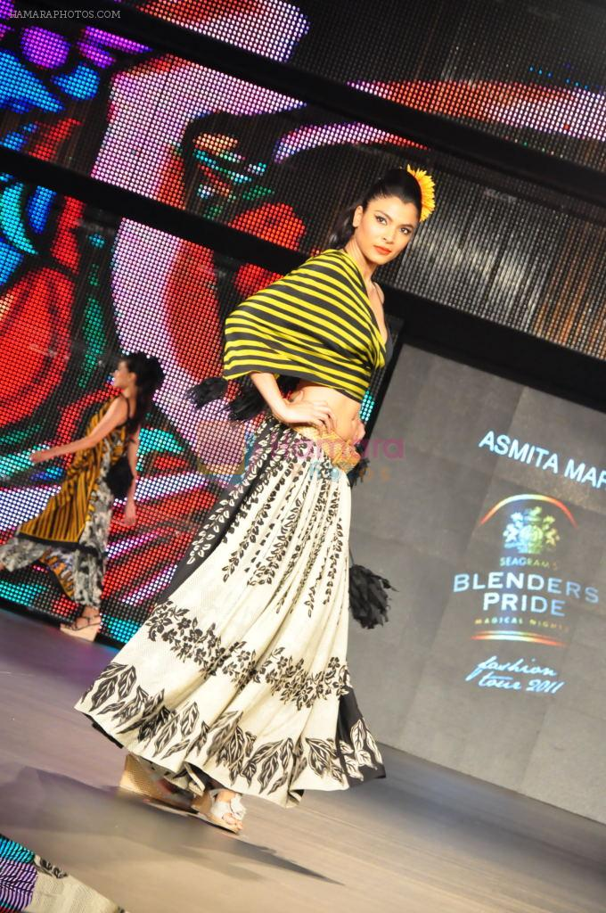 at Blenders Pride Fashion Tour Event on 24th Sept 2011