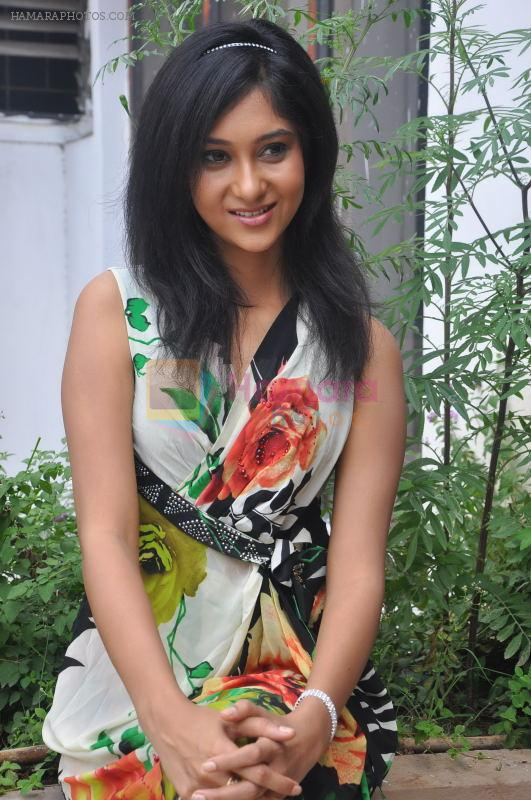 Sarika Affan Casual Shoot during Cricket Girls and Beer Press Meet on 26th September 2011