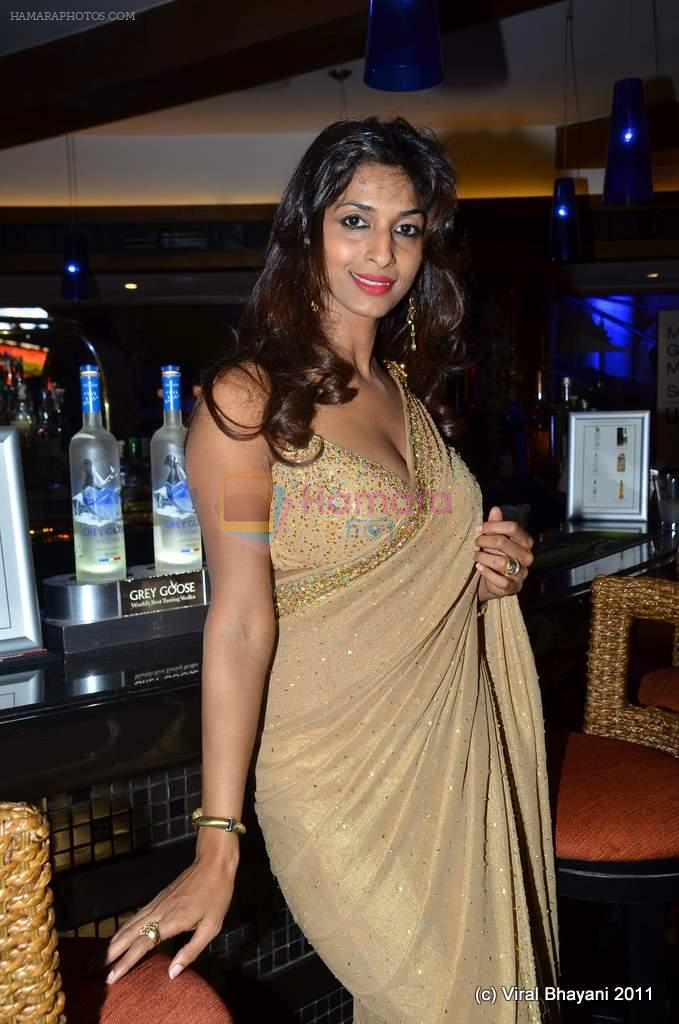 Sandhya Shetty at the post party of Aamby Valley bridal Week day 5 on 27th Sept 2011