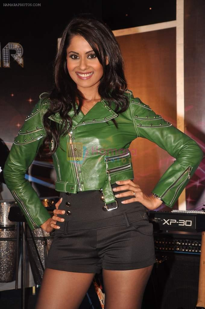 Chavvi Mittal at ZEE TV launches Star Ya Rockstar in Leela Hotel on 27th Sept 2011