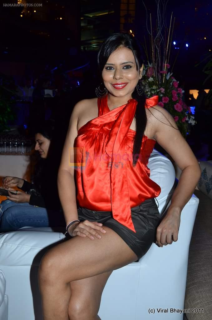 at the post party of Aamby Valley bridal Week day 5 on 27th Sept 2011