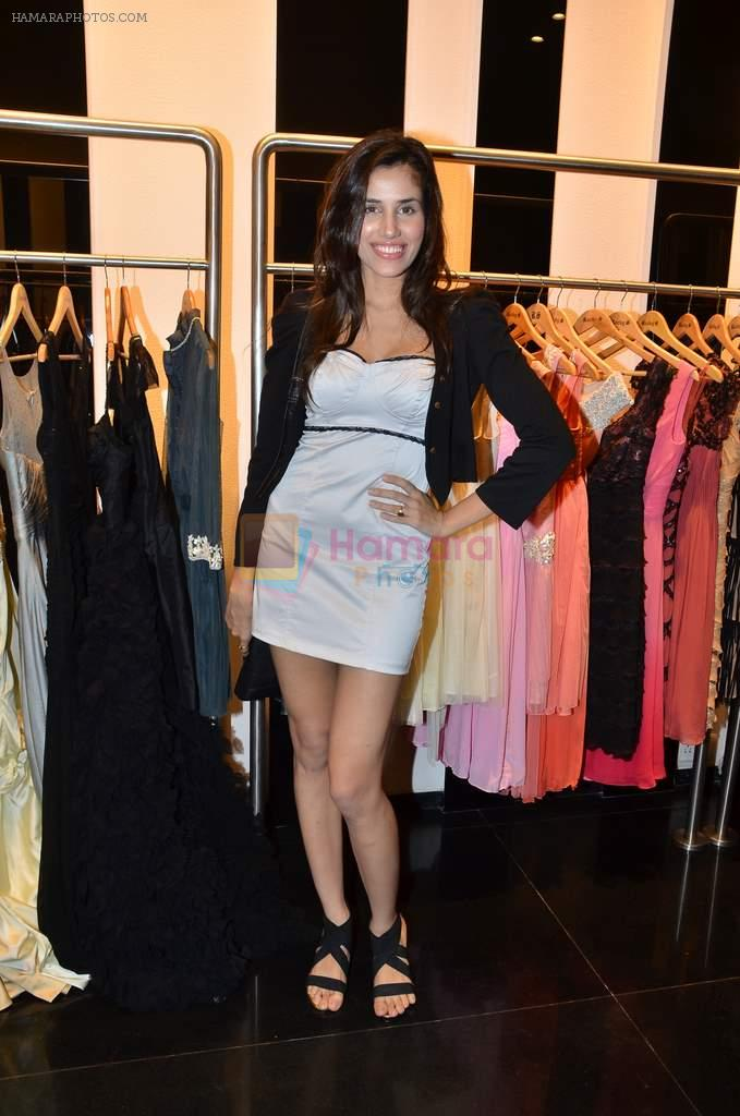 Sonalli Sehgall at Rocky S showcases Paris Hilton collection and Marie Claire cover launch in Bandra, Mumbai on 28th Sept 2011