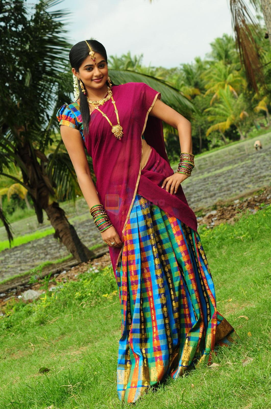 Priyamani in Half Saree Shoot