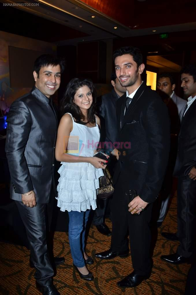 Chirag Paswan at the Audio release of Mujhse Fraaandship Karoge in Yashraj Studios on 28th Sept 2011