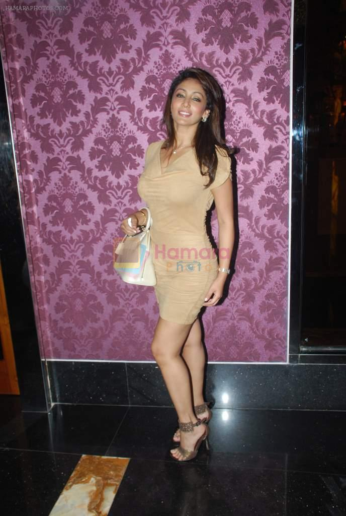Shilpi Sharma at Be Careful music launch in Sheesha Lounge on 28th Sept 2011