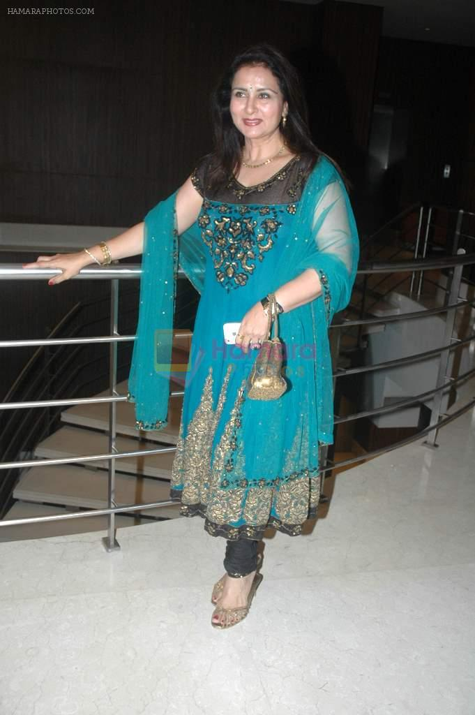 Poonam Dhillon at the Audio release of Mujhse Fraaandship Karoge in Yashraj Studios on 28th Sept 2011