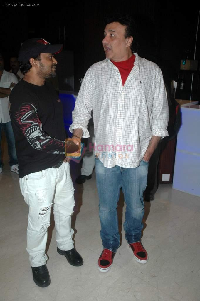 Anu Malik at the Audio release of Mujhse Fraaandship Karoge in Yashraj Studios on 28th Sept 2011