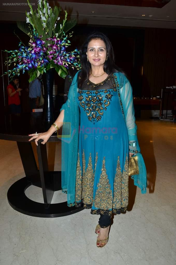 Poonam Dhillon at the audio release of the film Miley Naa Miley Hum in Novotel on 28th Sept 2011