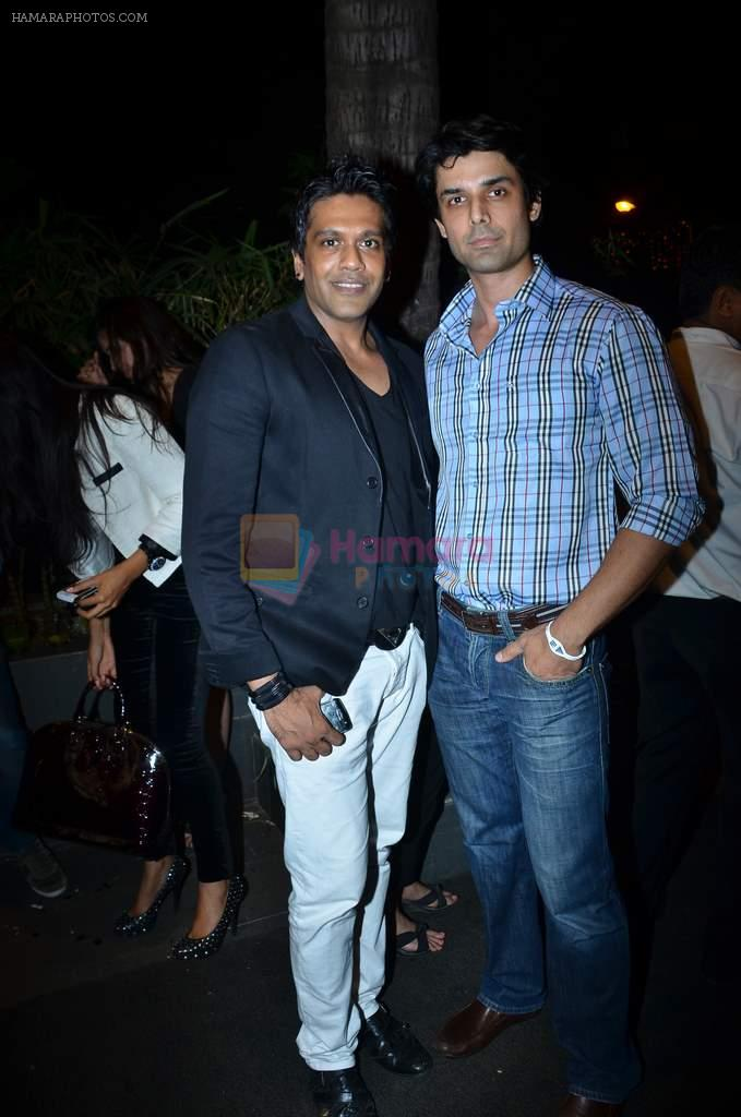 Rocky S at Rocky S showcases Paris Hilton collection and Marie Claire cover launch in Bandra, Mumbai on 28th Sept 2011