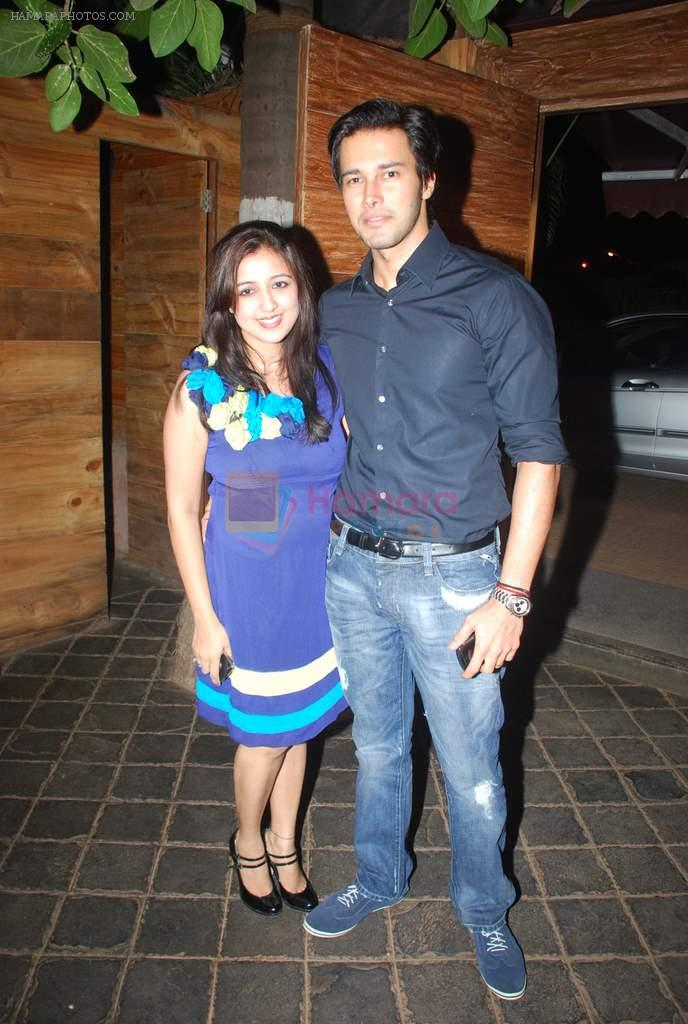 Rajneesh Duggal at Be Careful music launch in Sheesha Lounge on 28th Sept 2011