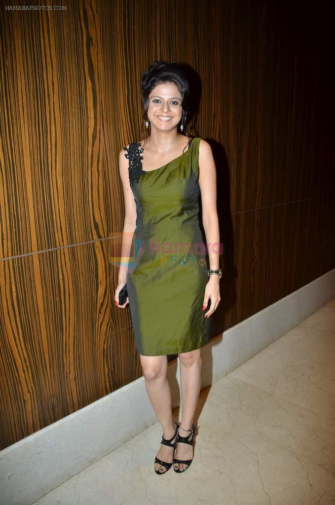Rucha Gujarati at the audio release of the film Miley Naa Miley Hum in Novotel on 28th Sept 2011