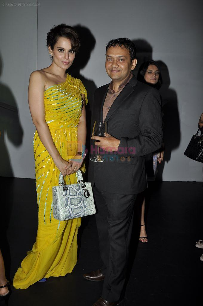 Kangna Ranaut at Dior Anniversary bash in Four Seasons, Mumbai on 14th Oct 2011