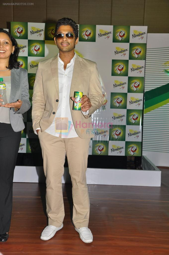 7UP Star With Allu Season 2 Event on 17th October 2011