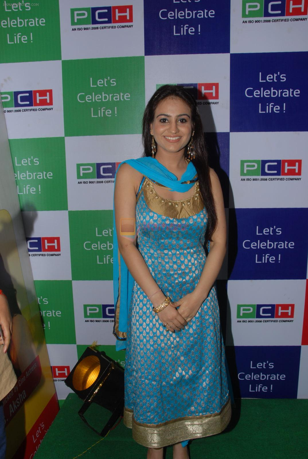 Aksha attends PCH Bumper Draw on 31st October 2011