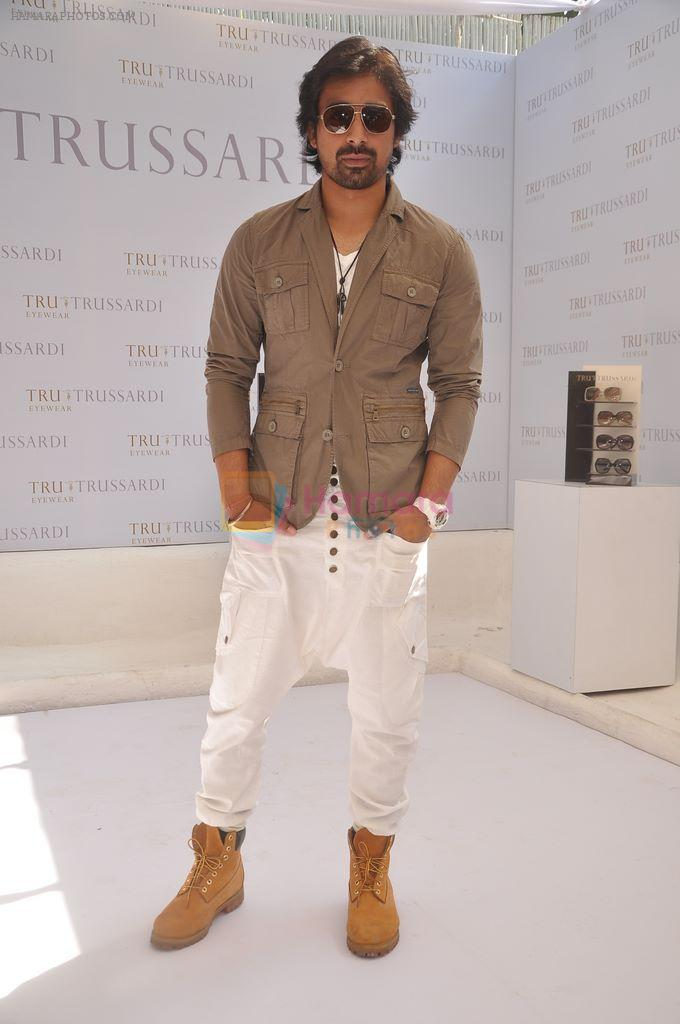 Rannvijay Singh at Trussardi watch launch in Olive, Mumbai on 23rd Nov 2011