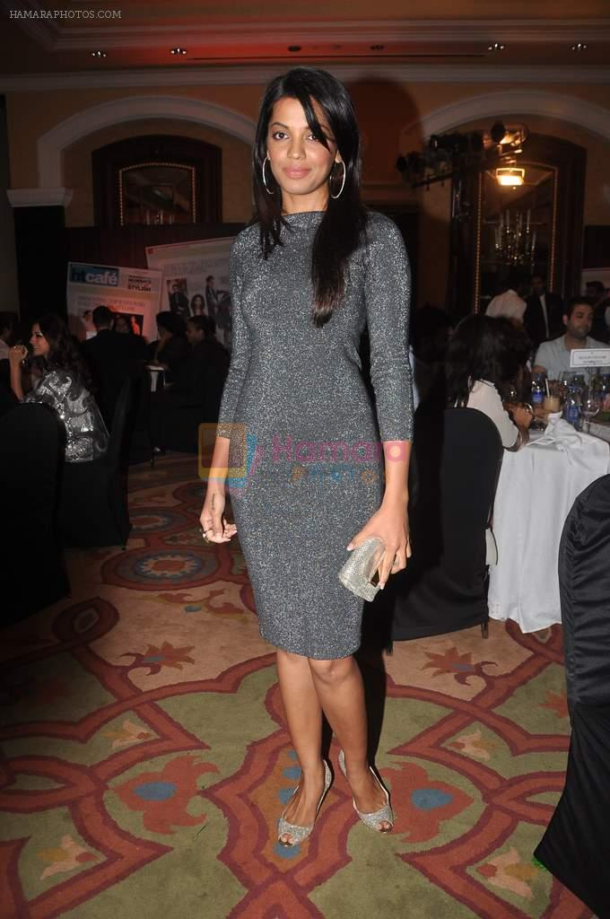 Mugdha Godse at HT Mumbai's Most Stylist 2011 in Mumbai on 21st Dec 2011