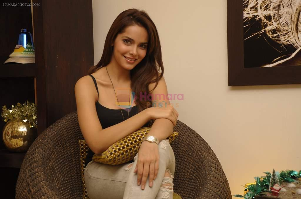 Shazahn Padamsee X_mas shoot on 22nd Dec 2011