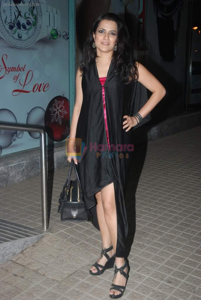 Sona Mohapatra at Don 2 special screening at PVR hosted by Priyanka on 22nd Dec 2011