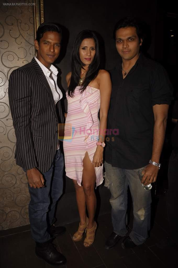 at Baroke lounge launch in South Mumbai on 24th Dec 2011