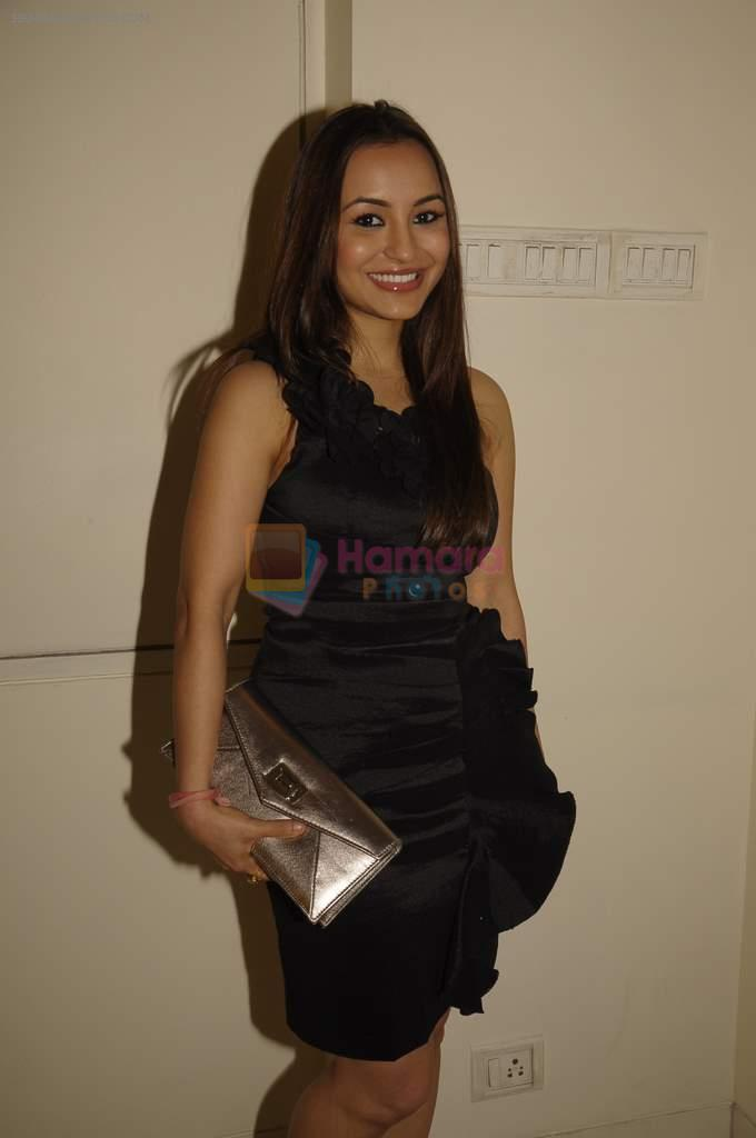 nikkessha rangwala at Baroke lounge launch in South Mumbai on 24th Dec 2011