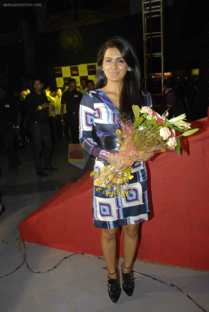 Geeta Basra at Mulund Festival 2011 in Mulund on 26th Dec 2011