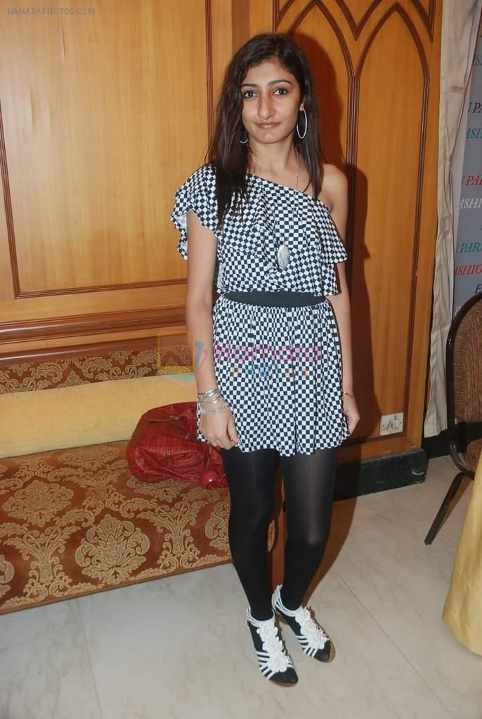at the launch of Fashion Parade magazine in Juhu, Mumbai on 27th Dec 2011