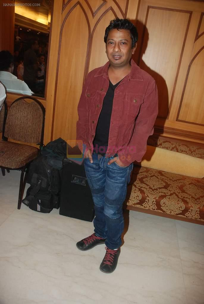 Onir at the launch of Fashion Parade magazine in Juhu, Mumbai on 27th Dec 2011