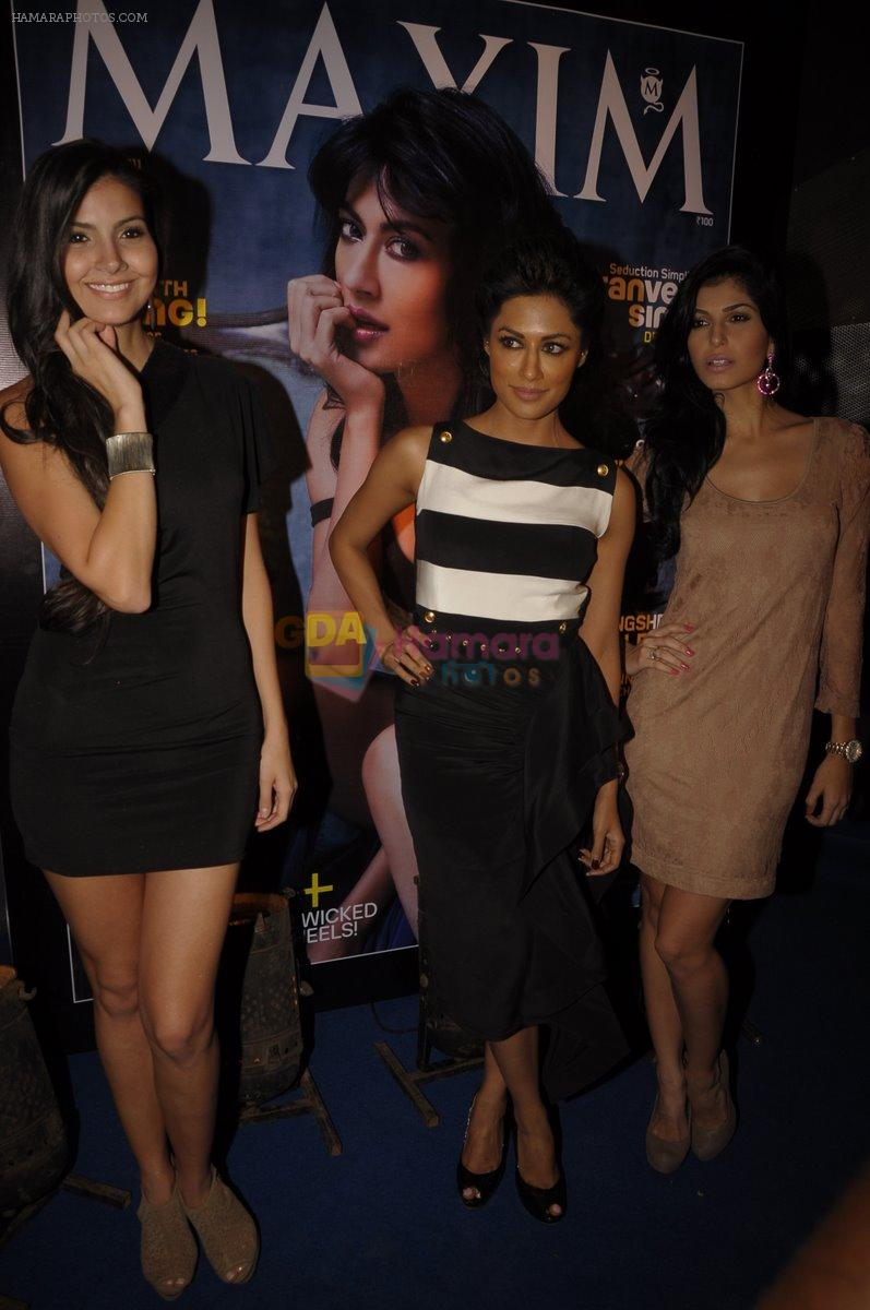 Chitrangada Singh at Maxim bash in Zinc on 27th Dec 2011