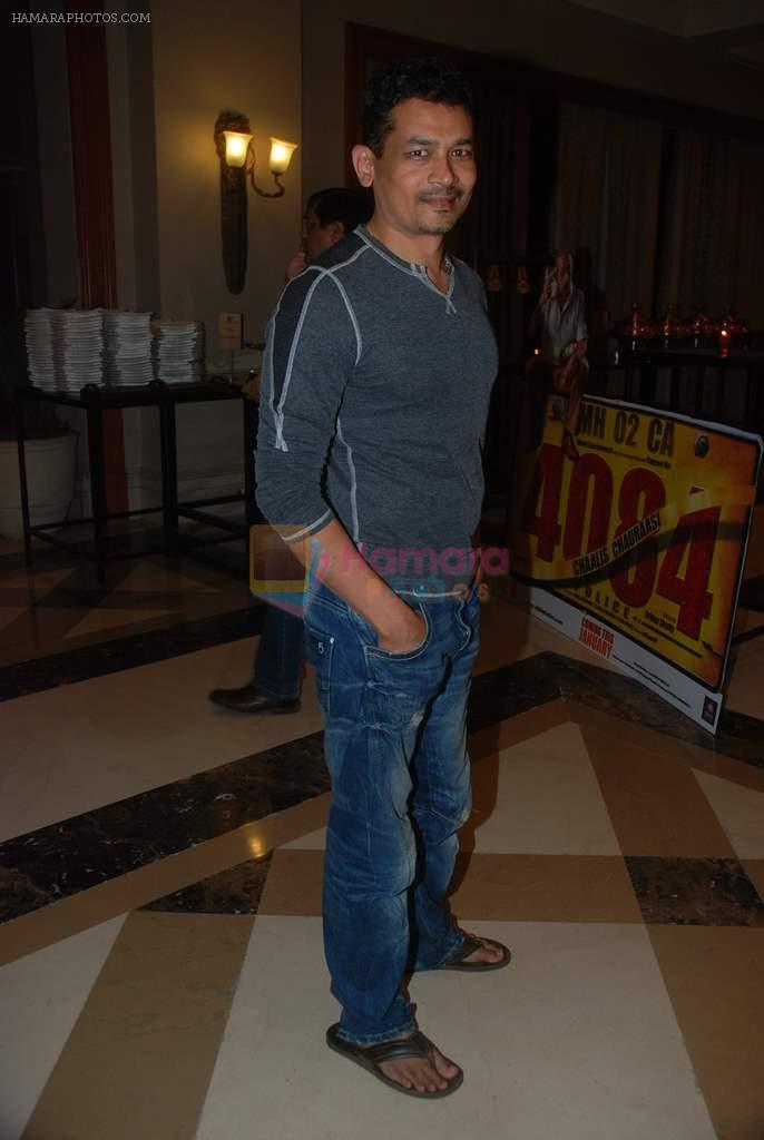 Atul Kulkarni at Chaalis Chaurasi music launch in J W Marriott on 28th Dec 2011