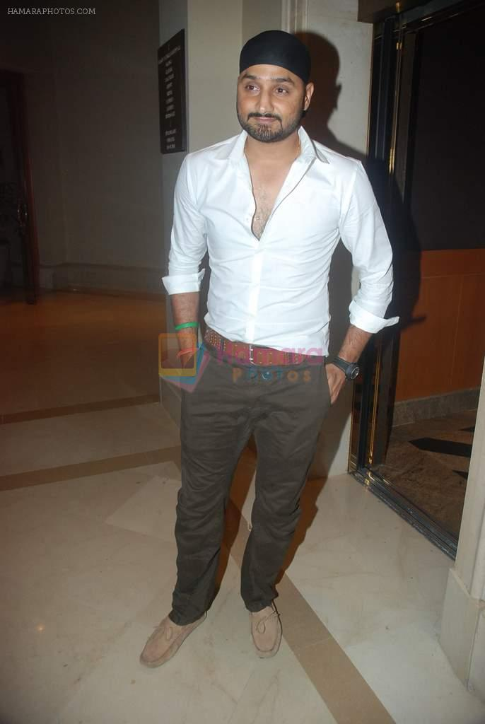 Harbhajan Singh at Chaalis Chaurasi music launch in J W Marriott on 28th Dec 2011