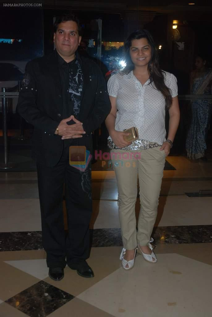 Lalit Pandit at Chaalis Chaurasi music launch in J W Marriott on 28th Dec 2011
