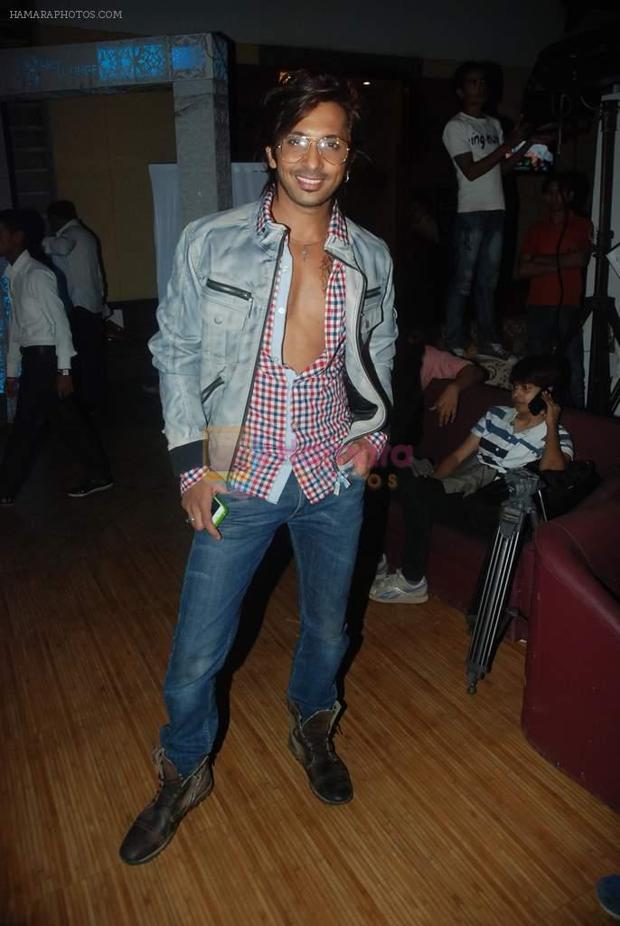 Terence Lewis at Zee's Dance India Dance bash by Shakti Mohan in Andheri, Mumbai on 29th Dec 2011