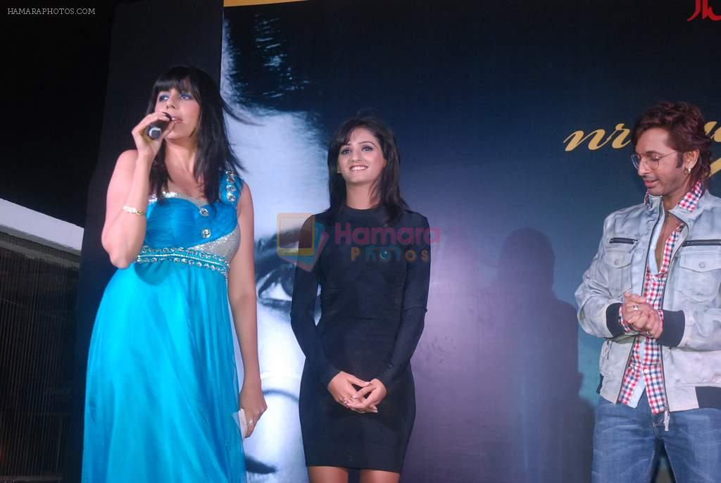 Shakti Mohan at Zee's Dance India Dance bash by Shakti Mohan in Andheri, Mumbai on 29th Dec 2011
