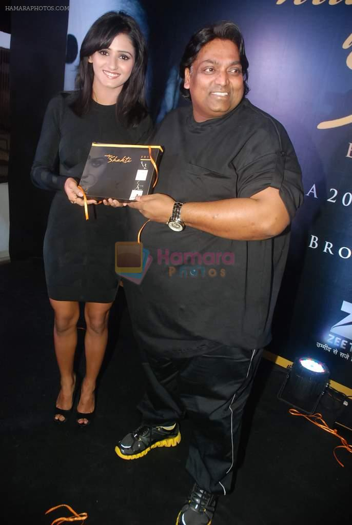 Ganesh Acharya at Zee's Dance India Dance bash by Shakti Mohan in Andheri, Mumbai on 29th Dec 2011