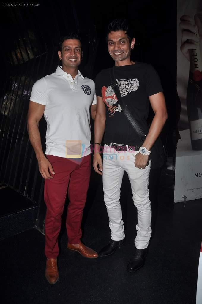 Timmy Narang at Survivor show bash in Tryst, Mumbai on 30th Dec 2011