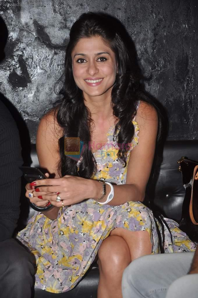 Shilpa Saklani at Survivor show bash in Tryst, Mumbai on 30th Dec 2011