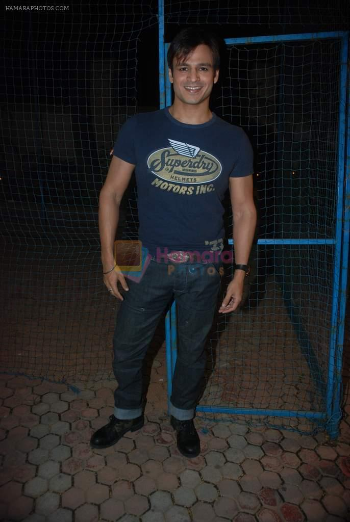 Vivek Oberoi new year's press meet in Country Club on 30th Dec 2011