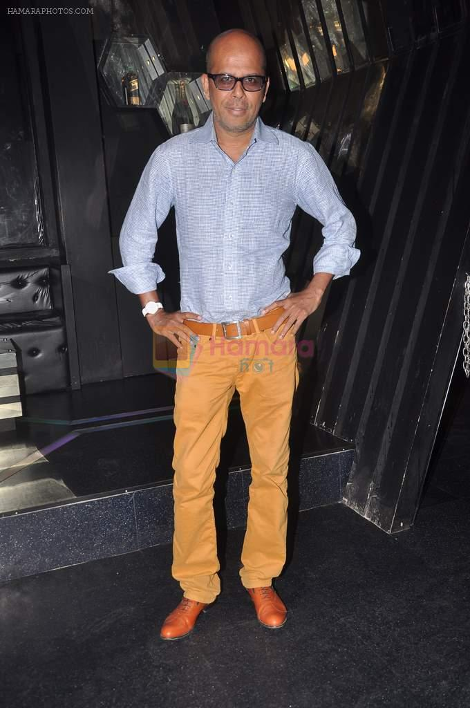 Narendra Kumar Ahmed at Survivor show bash in Tryst, Mumbai on 30th Dec 2011