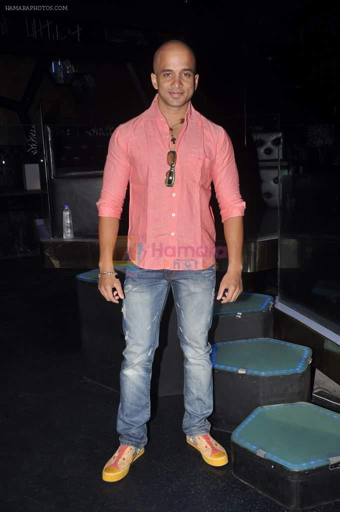 at Survivor show bash in Tryst, Mumbai on 30th Dec 2011