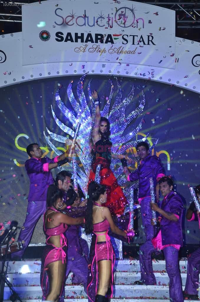 Neha Dhupia at Sahara Star Seduction for New Year's Eve on 31st Dec 2011