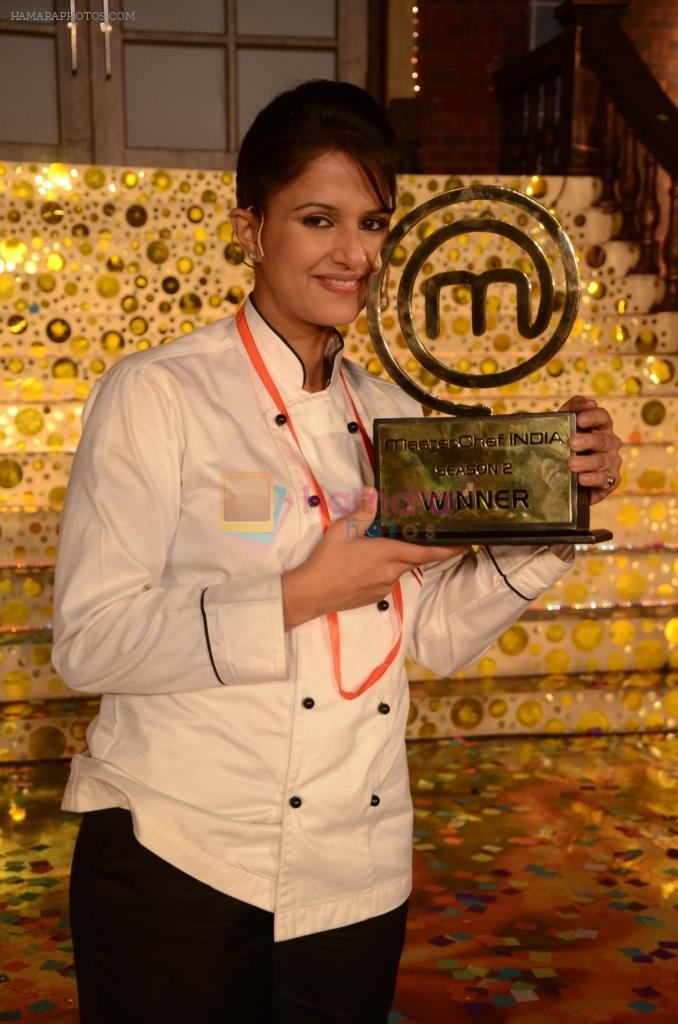 SHIPRA KHANNA WINS MASTERCHEF INDIA SEASON 2