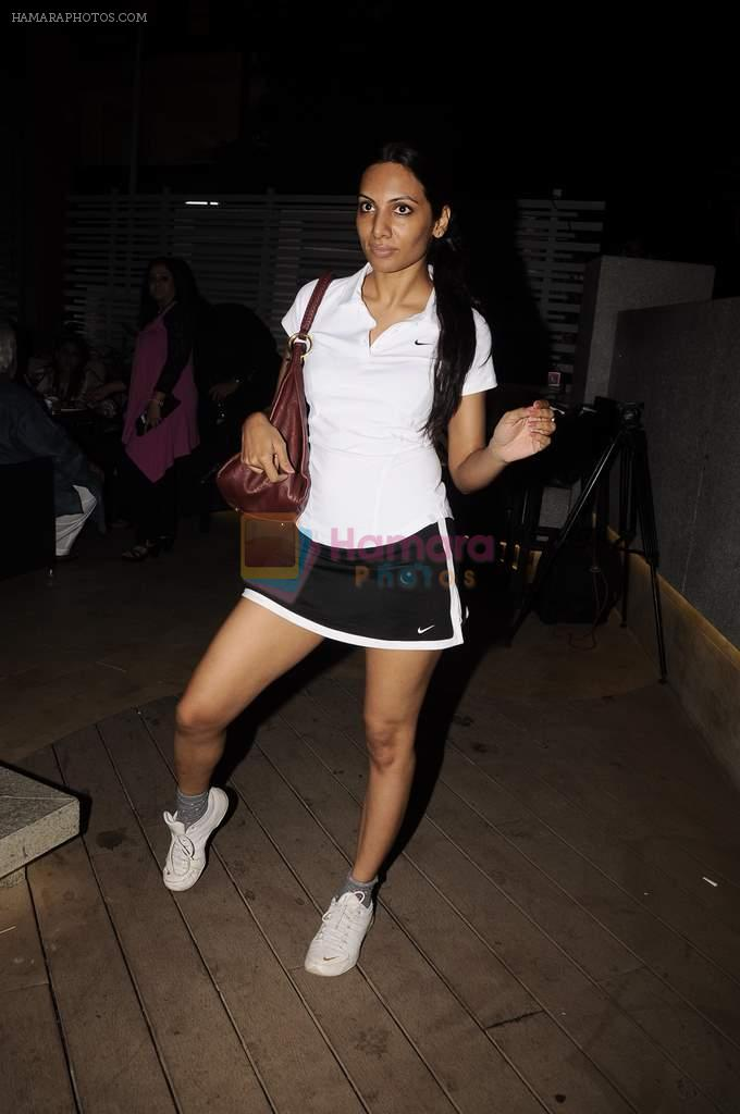at Mangiamo restaurant launch in Bandra, Mumbai on 3rd Jan 2012