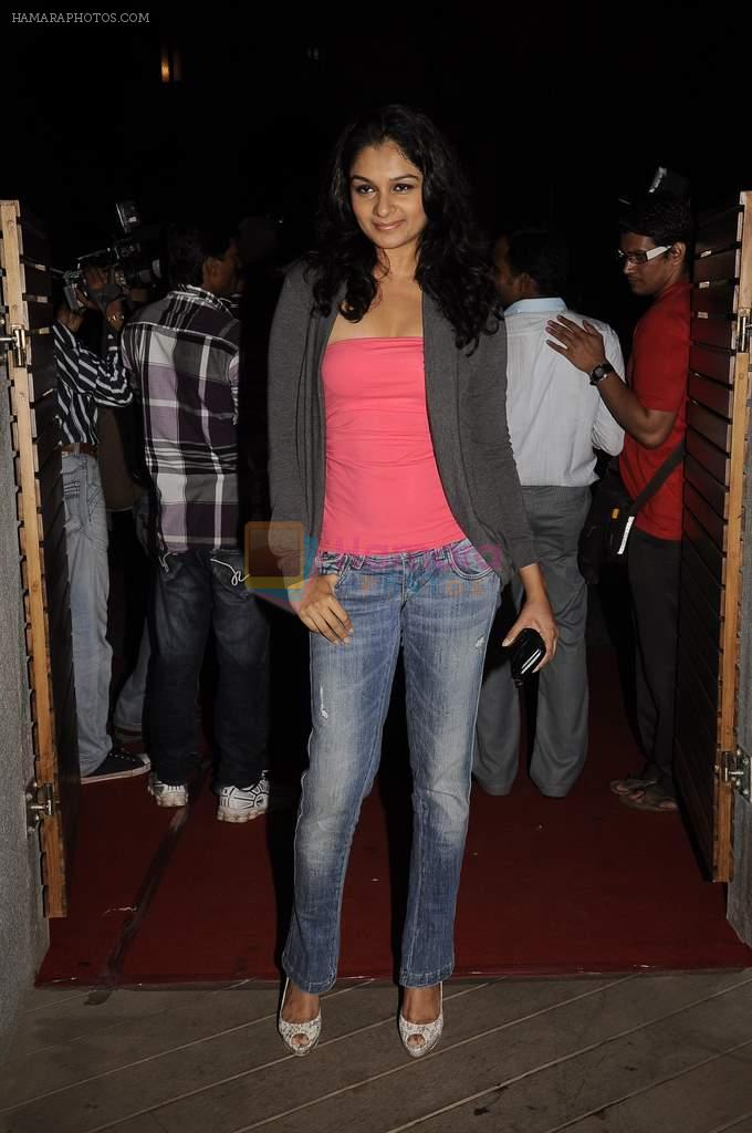 Tejaswini Kolhapure at Mangiamo restaurant launch in Bandra, Mumbai on 3rd Jan 2012