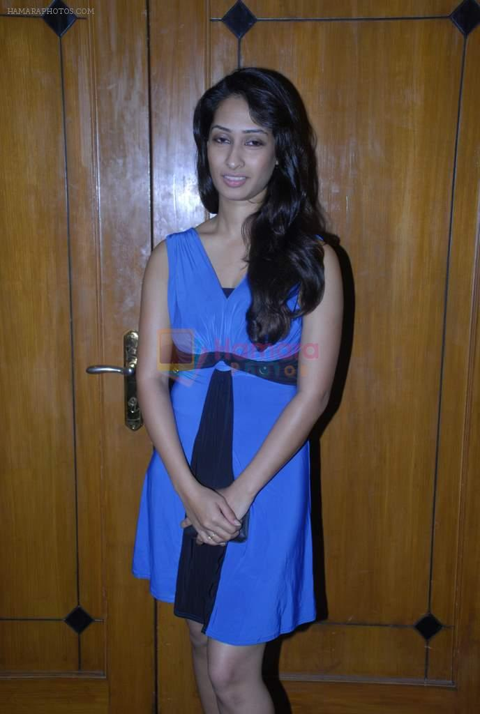 Priya Marathe at Calendar launch by Shayadri Entertainment in Orchid Hotel on 4th Jan 2012