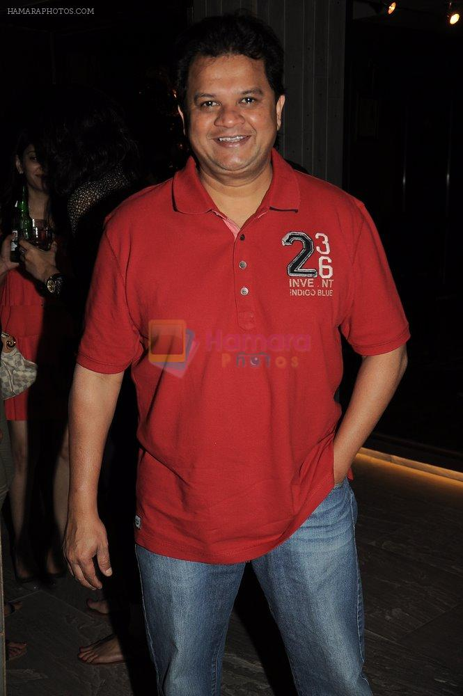 Viren Shah at Lagerbay Restarant Launch Party in Mumbai on 9th March 2012