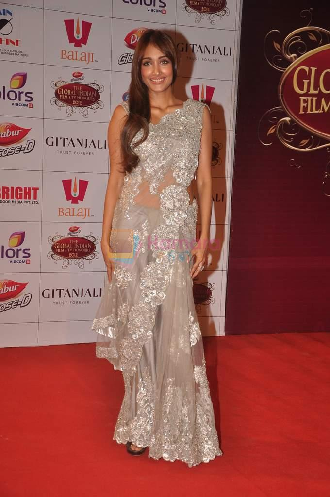 Jiah Khan at The Global Indian Film & Television Honors 2012 in Mumbai on 15th March 2012