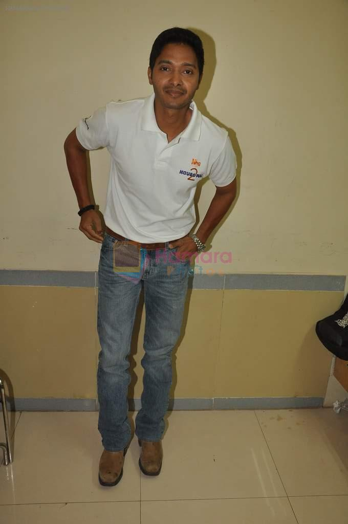 Shreyas Talpade at DJ Sanghvi college fest in Juhu, Mumbai on 16th March 2012